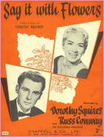 squires divorced singles The two didn't officially get divorced until  which was covered by eddie fisher and became a hit single in  to dorothy squires in 1953 home news expand.